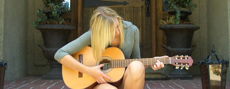 Aprender tocar violão