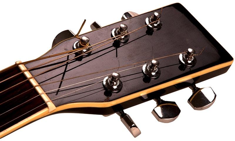 Mão do violão