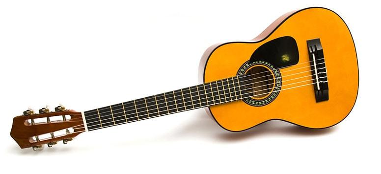 Nome das partes do violão