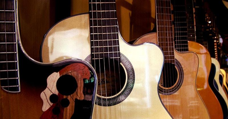 Onde comprar um violão?