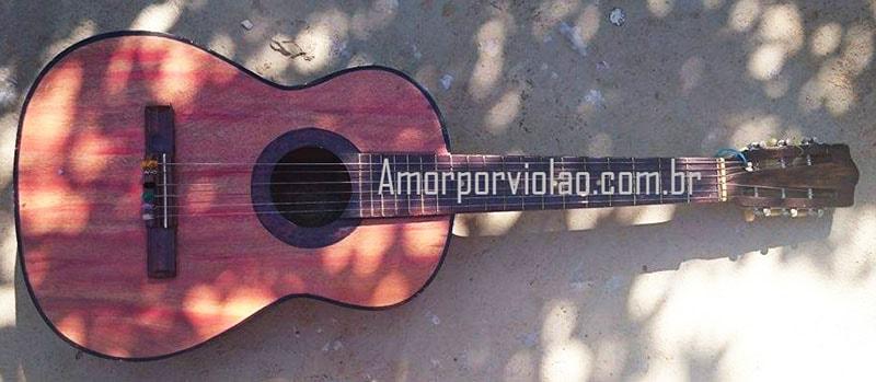 Meu primeiro violão - Foto 3