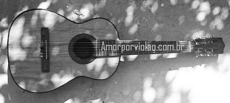 Meu primeiro violão - Foto 5.