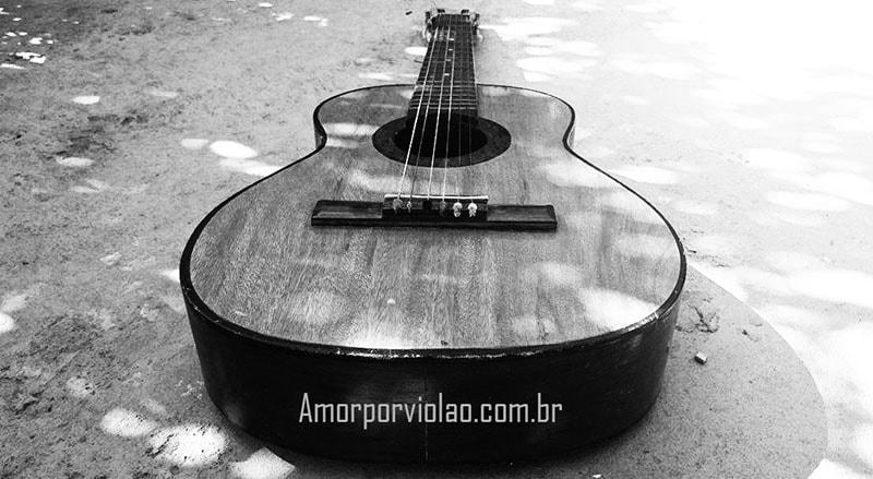 Meu primeiro violão - Foto 2