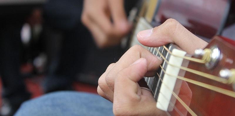 Ritmos para violão - Pop/Rock