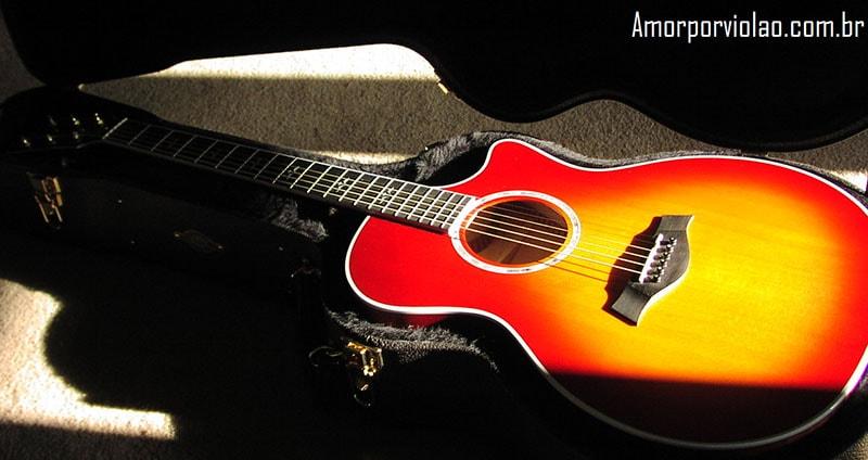Cuidados com o violão - Armazenamento
