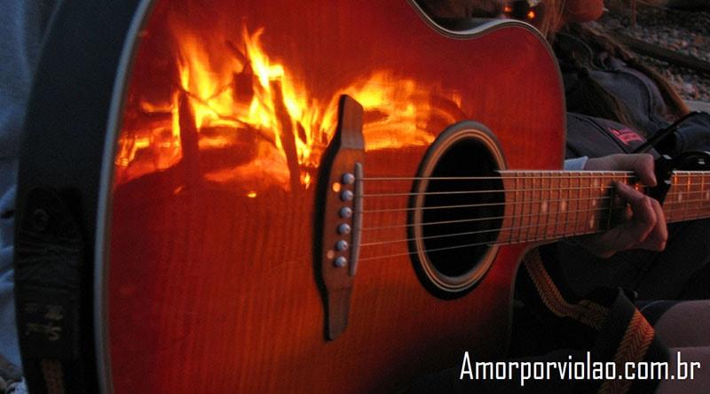 Cuidados com o violão - Temperatura e umidade.