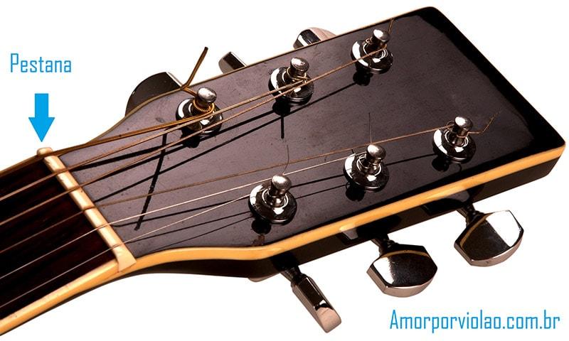 Pestana do violão