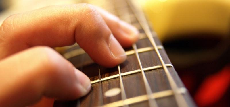 Dicas Para Iniciantes de Violão - Posição dos Dedos