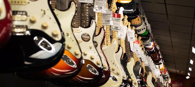 Principais Diferenças entre Violão e Guitarra