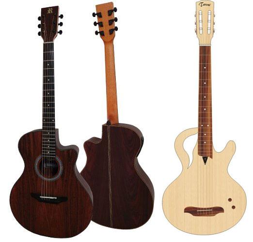 Tipos de Violão - Violão Flat-Semi-Flat