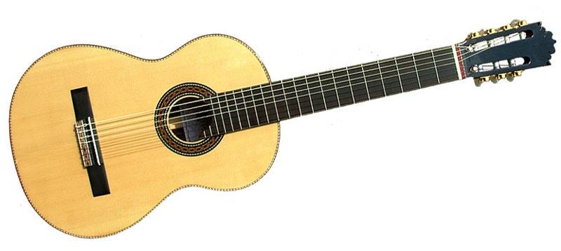 Tipos de Violão - Violão 7 cordas