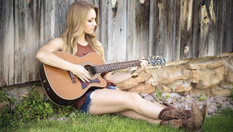 Batidas de violão - Country