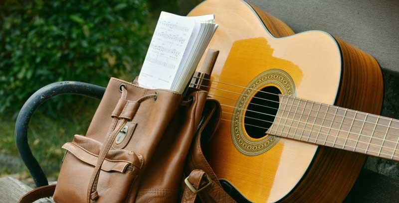 Cursos de violão para canhotos
