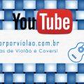 Vídeo aula para iniciantes - Amor Por Violão