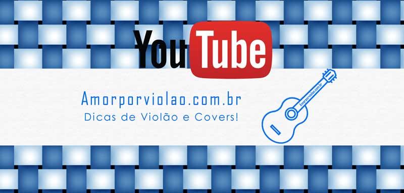 Vídeo aula de violão para iniciantes - Amor Por Violão